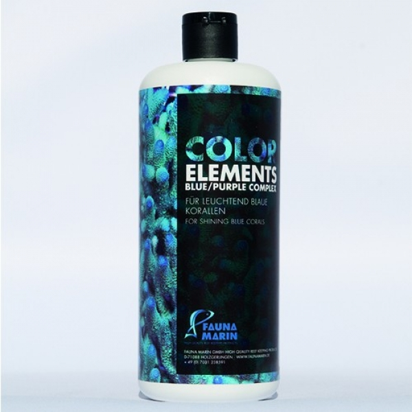 Color Elements Blue Purple Complex 500ml